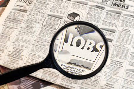 Resumes job applications
